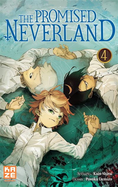 [Review] The Promised Neverland Vol. 4