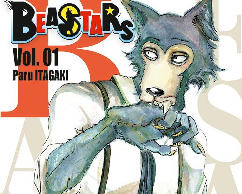[Review] Beastars Vol. 1 et 2